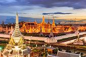 Bangkok Temples and Palace