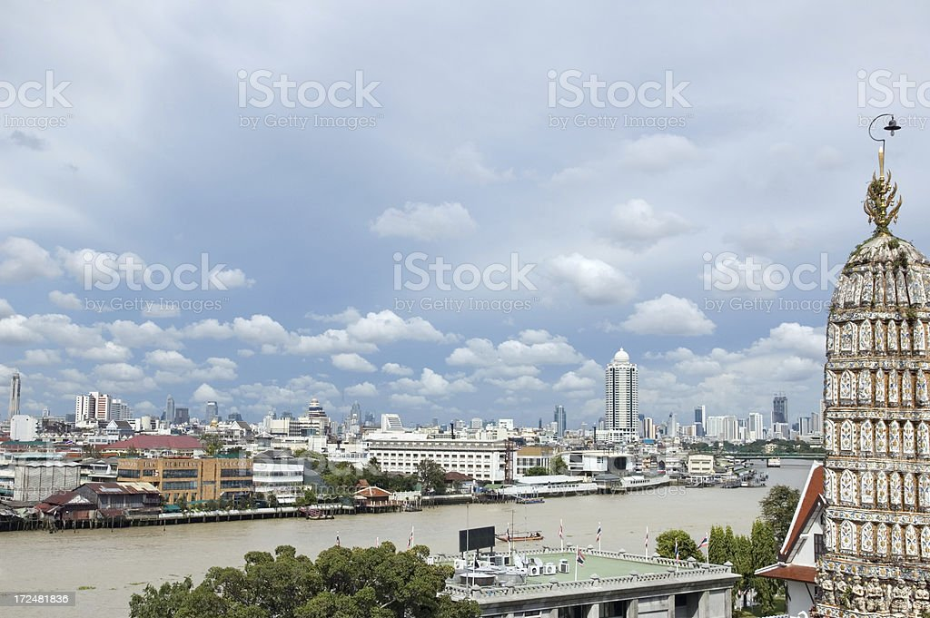 Bangkok Thailand royalty-free stock photo