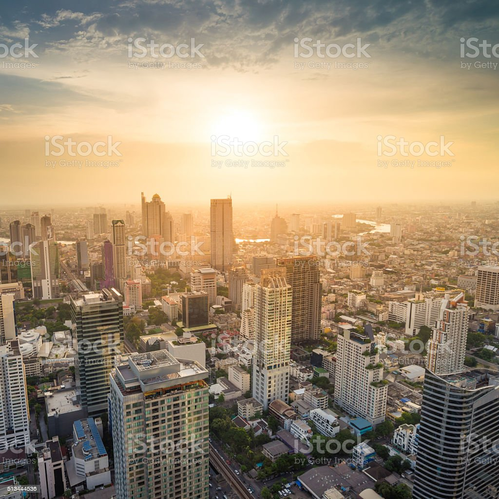 Bangkok Thailand stock photo