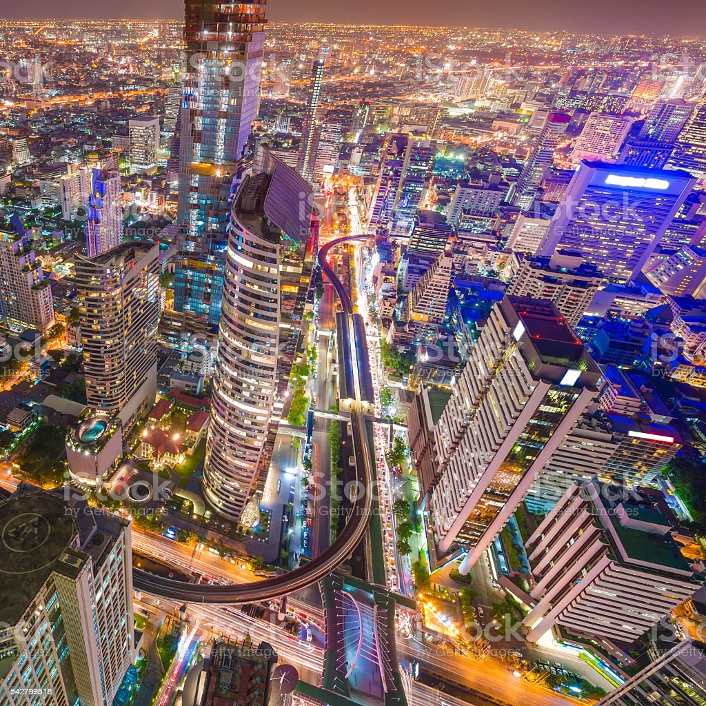 Bangkok Thailand stock photo