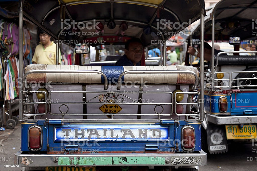 bangkok transport royalty-free stock photo