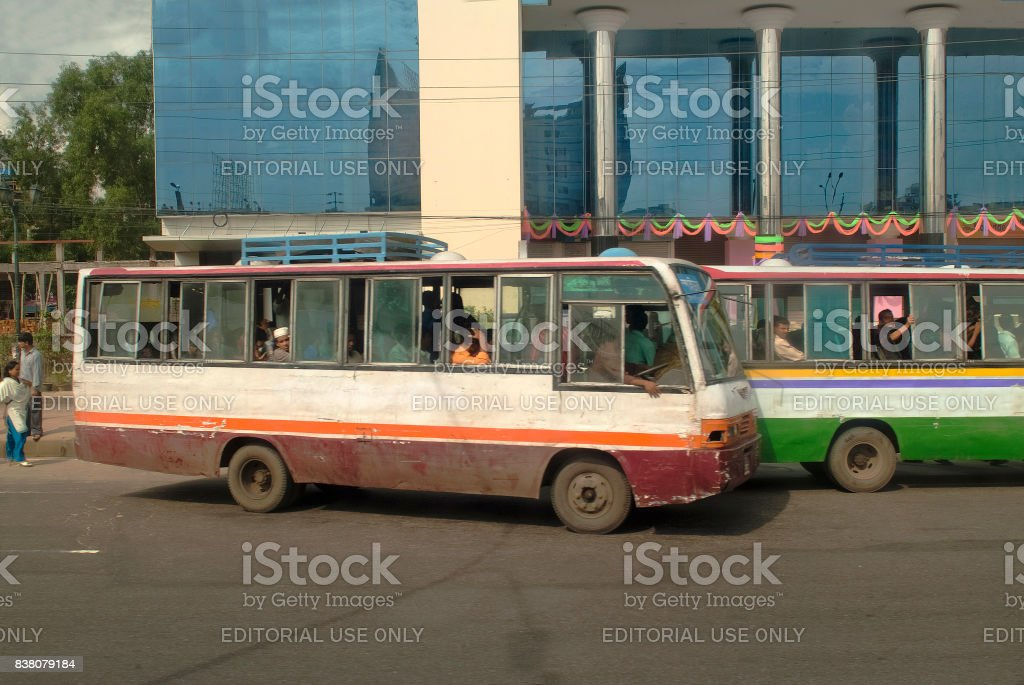 Bangladesh, Dhaka stock photo