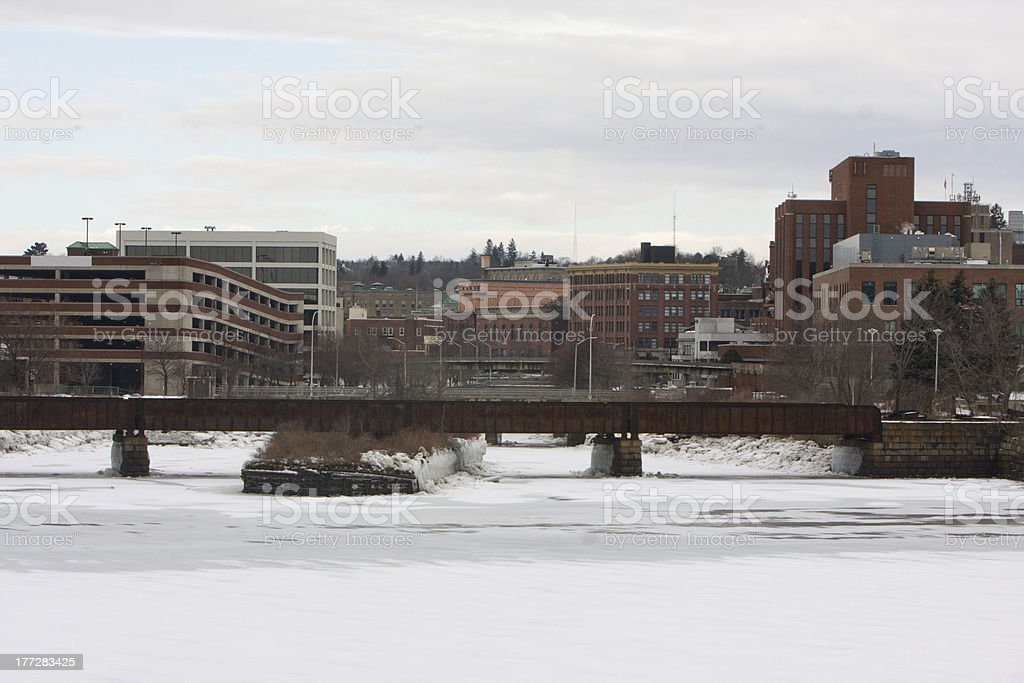 Bangor royalty-free stock photo