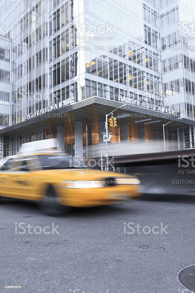 Bank of America royalty-free stock photo