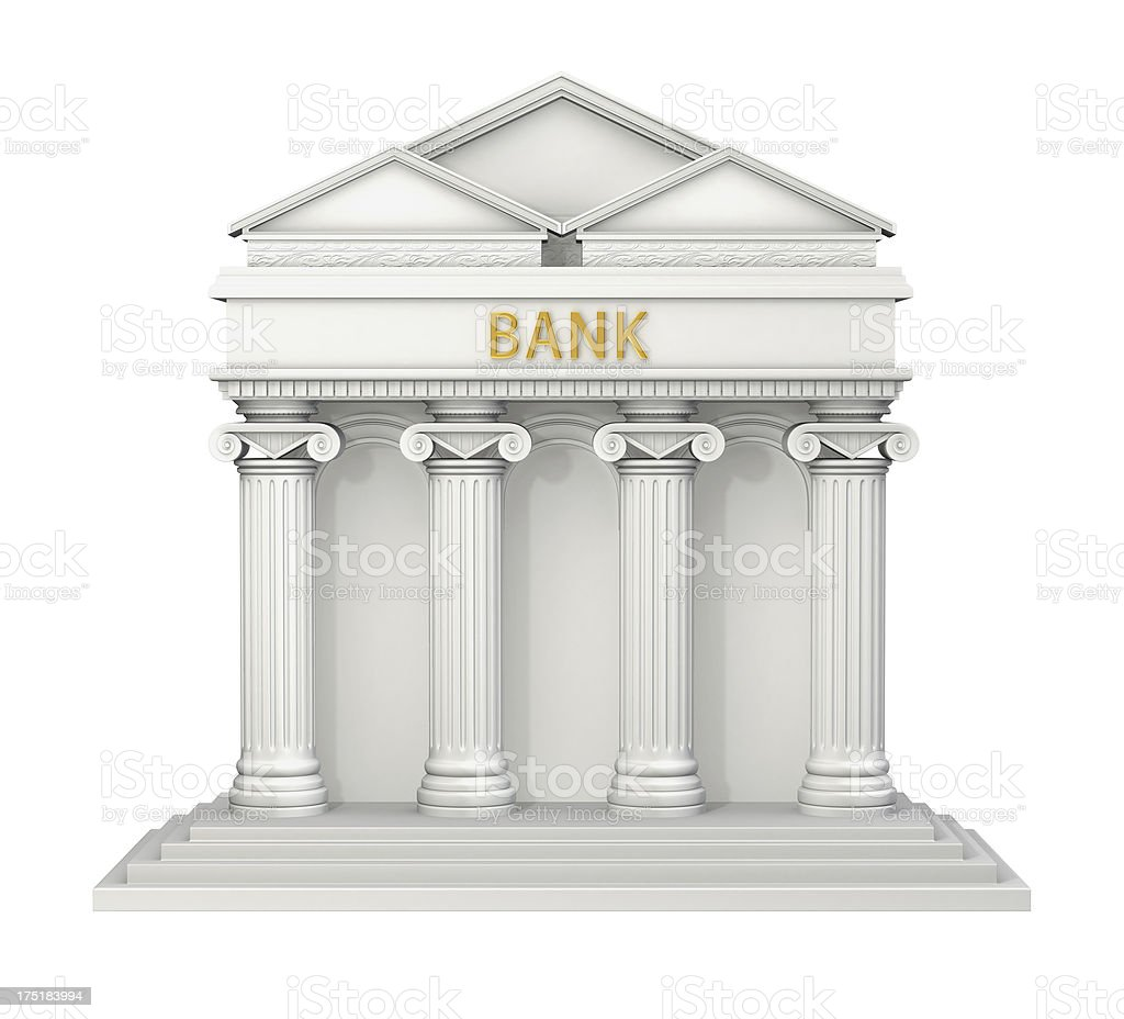 bank royalty-free stock photo