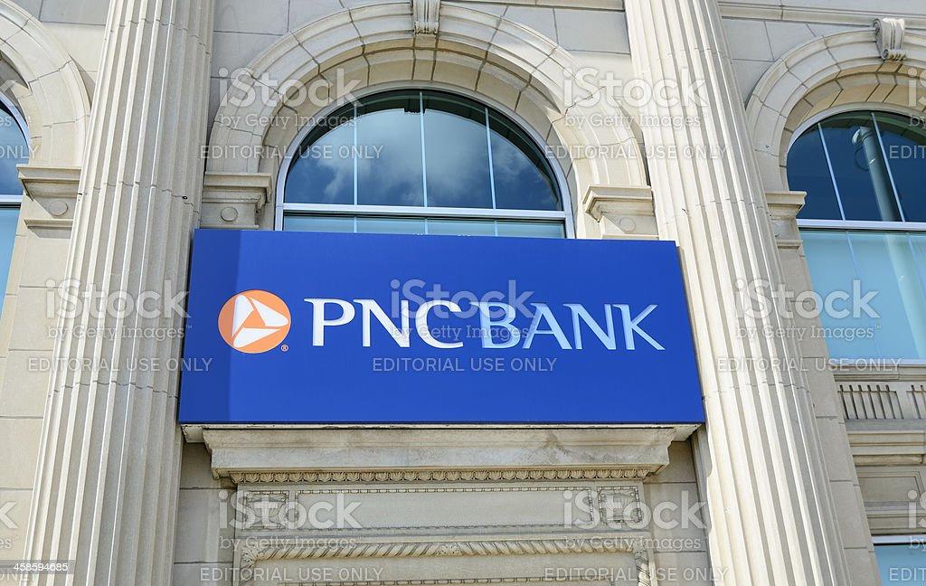 PNC Bank stock photo