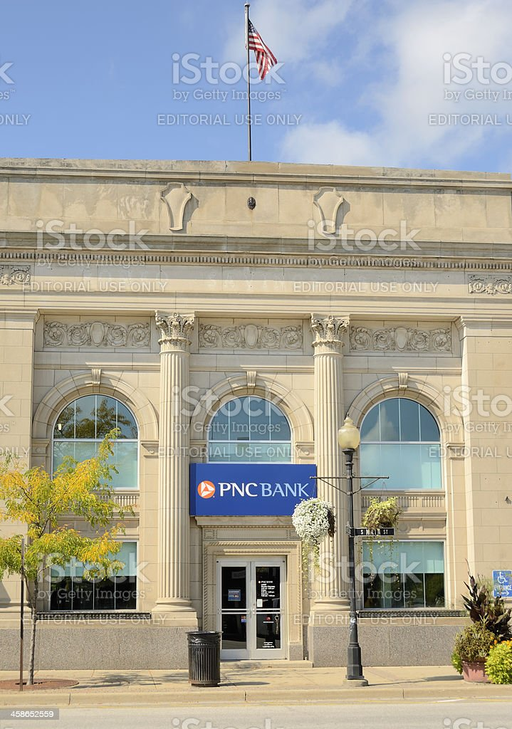 PNC Bank stock photo