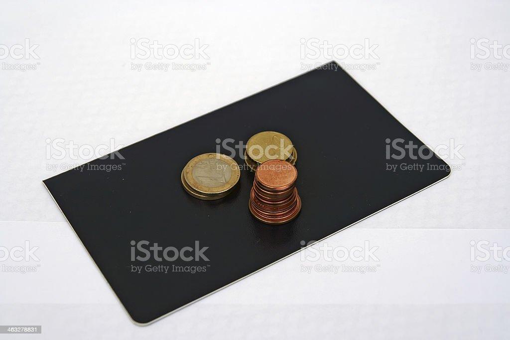Bankbook royalty-free stock photo