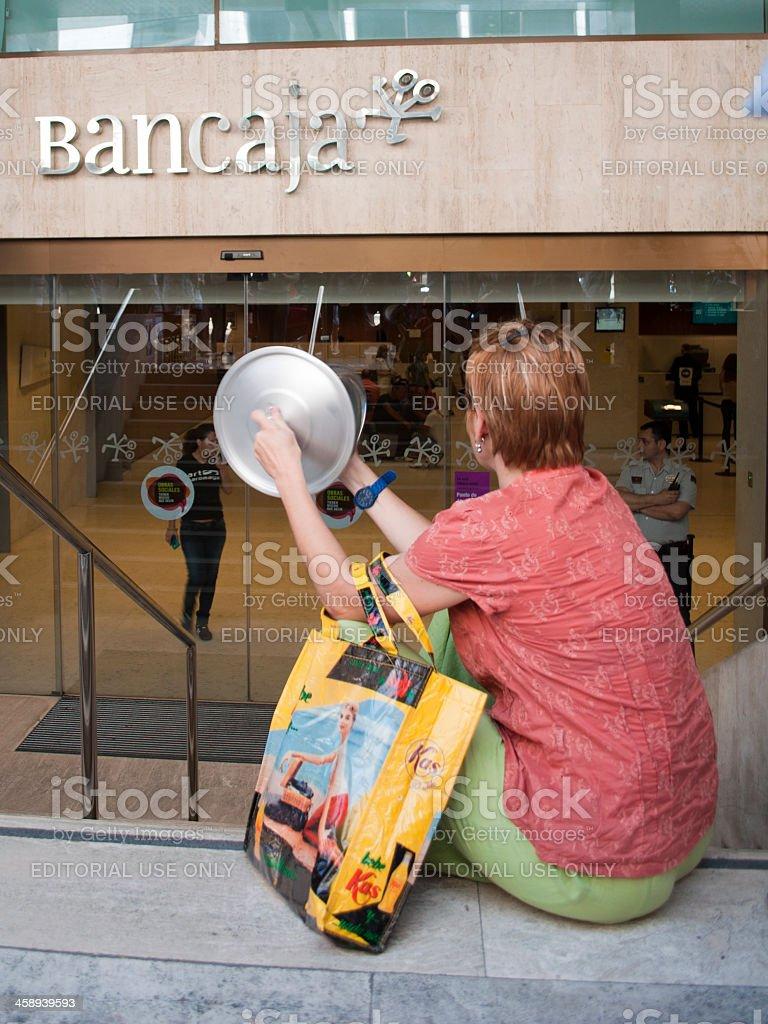 Bankia stock photo