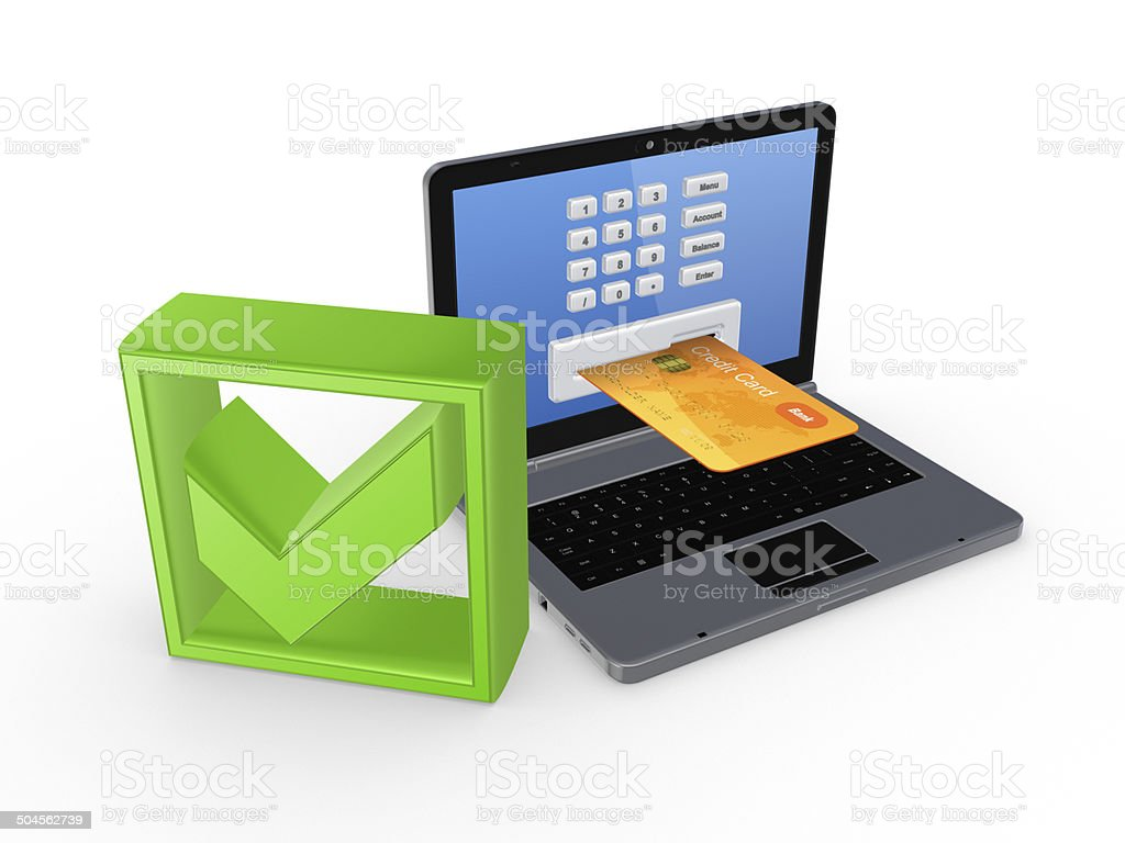 Banking concept. stock photo