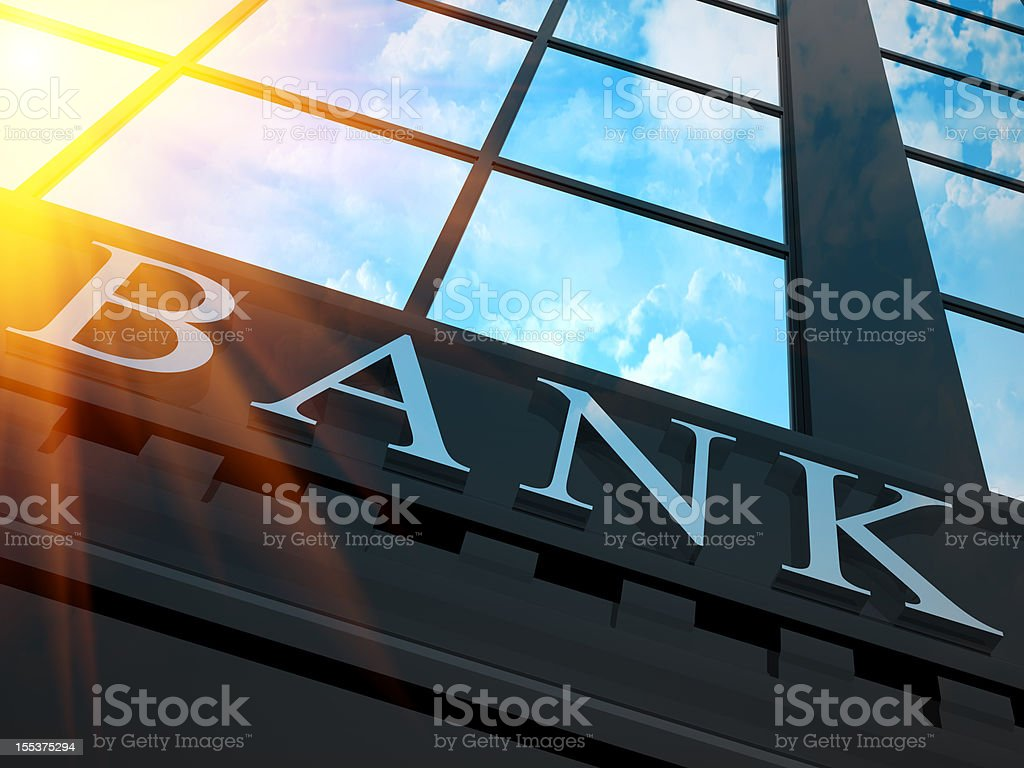 Banking royalty-free stock photo