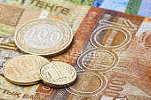 Banknotes and coins of Kazakhstan