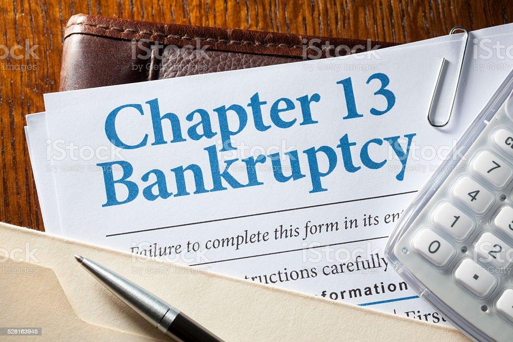 Bankruptcy stock photo 528163945 iStock