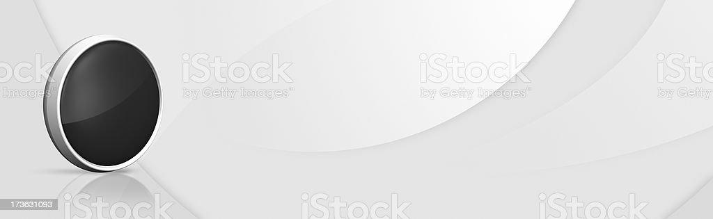 banner circle royalty-free stock photo