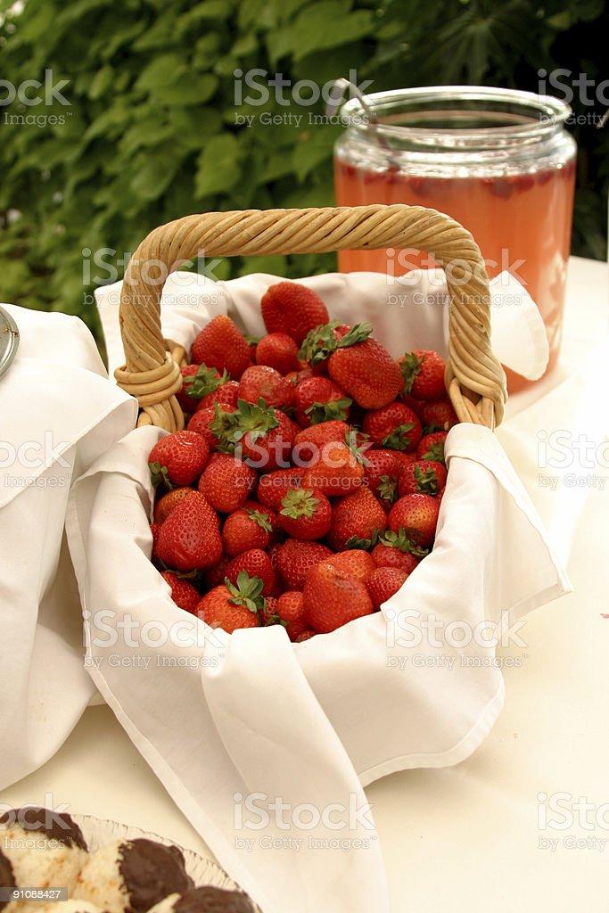 Banquet Food royalty-free stock photo