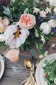 banquet outdoors