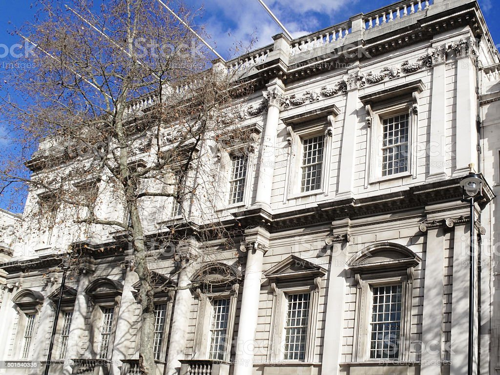 Banqueting House stock photo