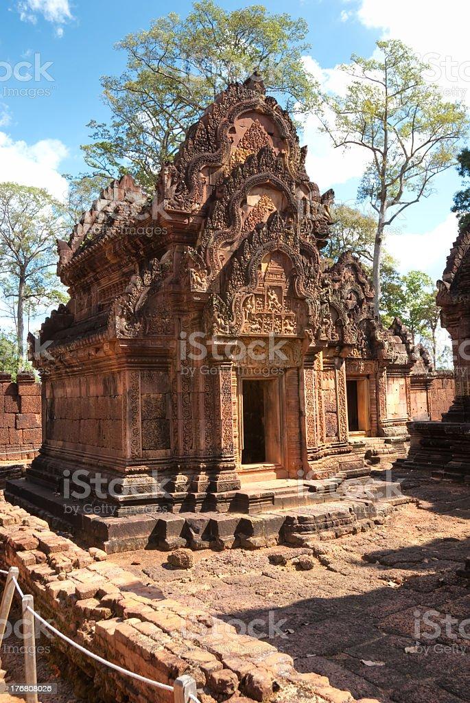 Banteay srei, der Angkor Wat, Kambodscha. – Foto