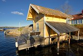 Baothouse in Vaxholm