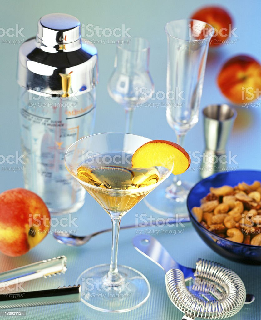 bar accessories royalty-free stock photo
