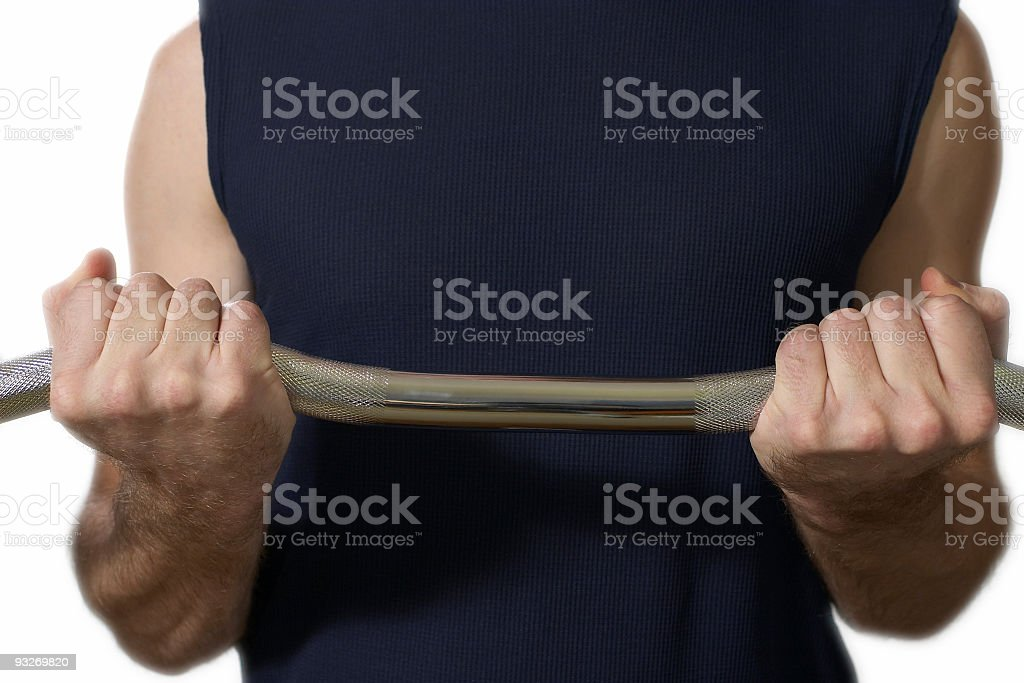 Bar and Body royalty-free stock photo