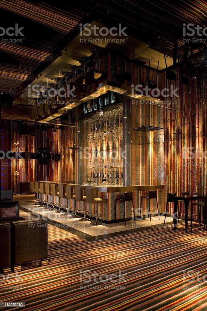 Bar Area royalty-free stock photo