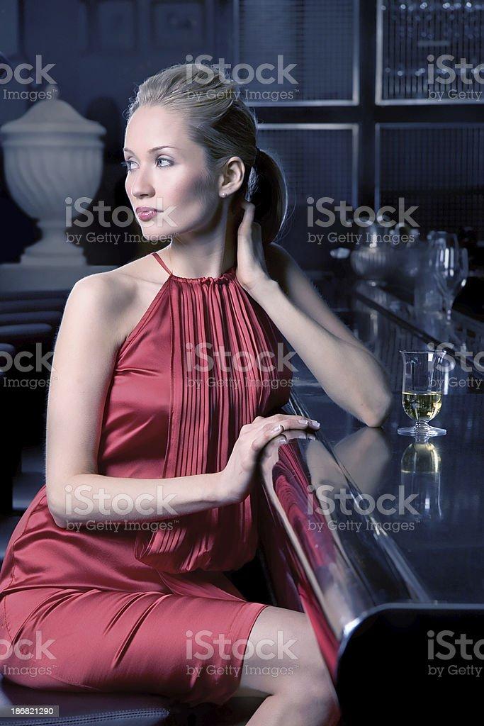 bar beauty royalty-free stock photo