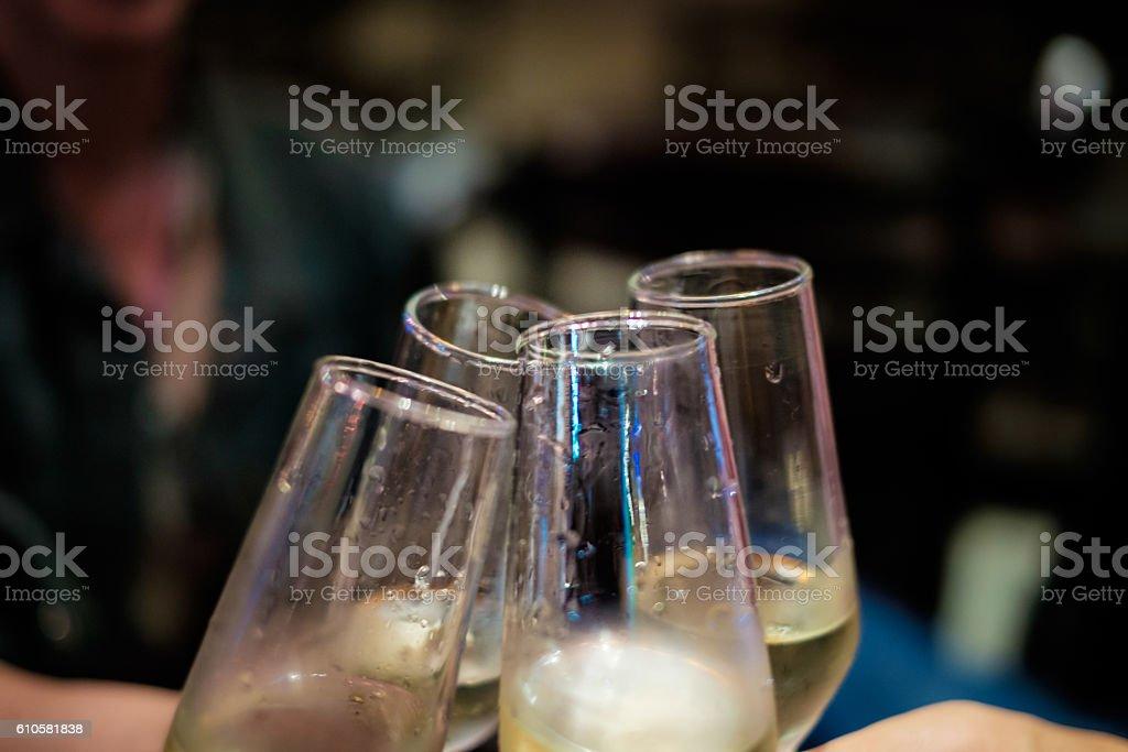 Bar do Argentino stock photo