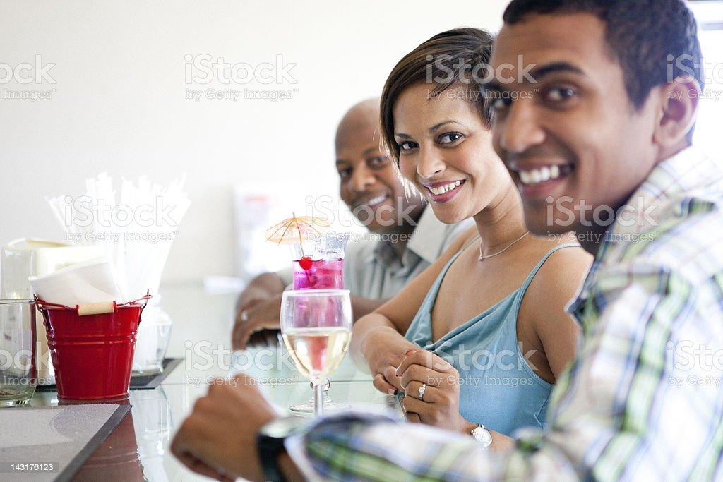 Bar fun stock photo