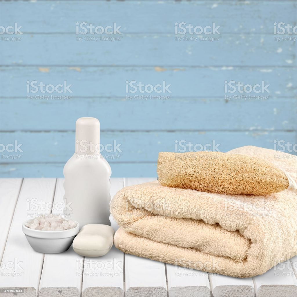 Bar Of Soap. More relaxation... stock photo