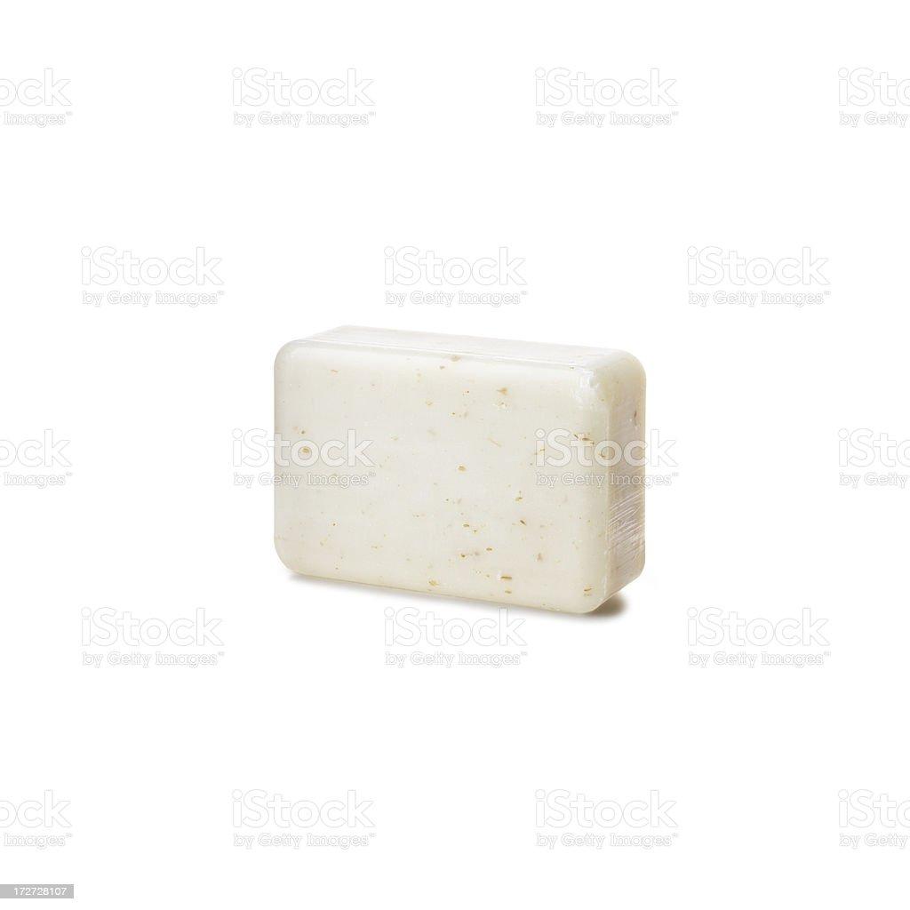 Bar of Soap royalty-free stock photo