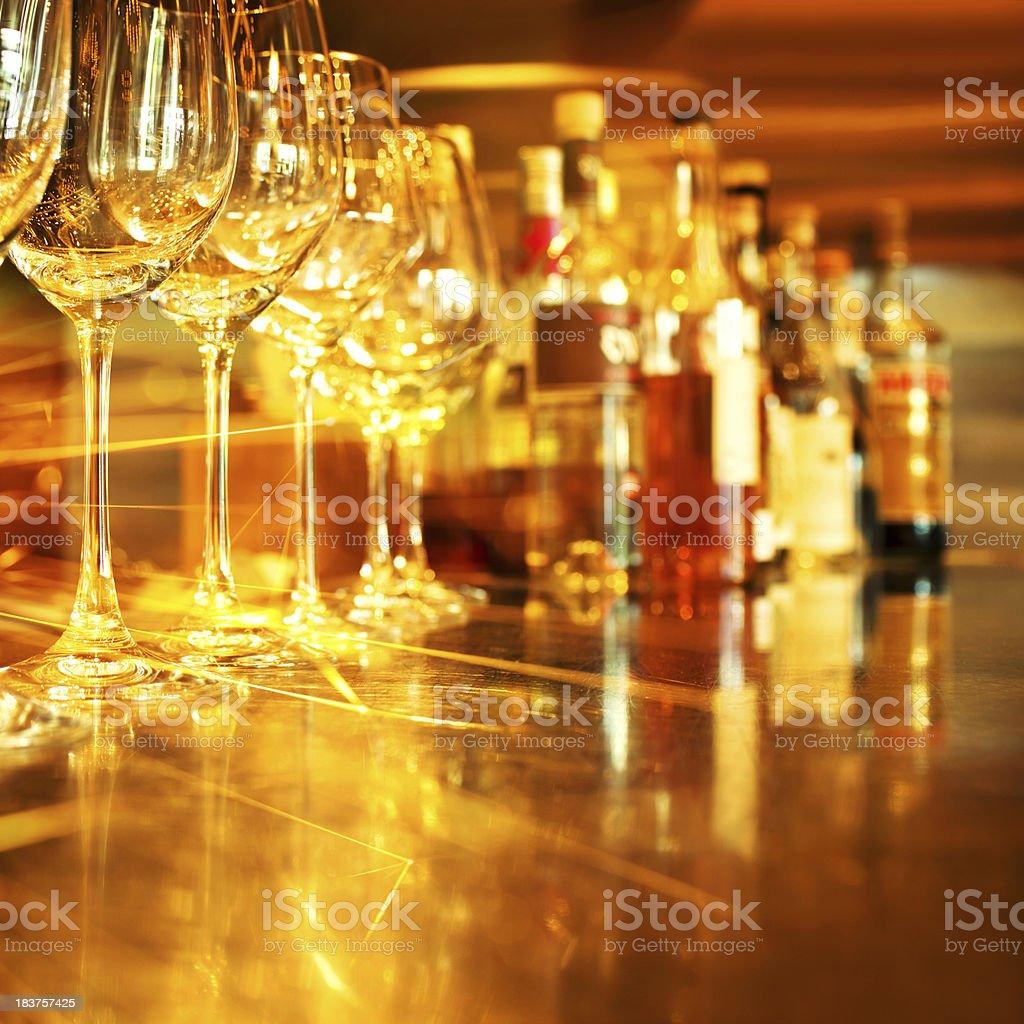 Bar royalty-free stock photo