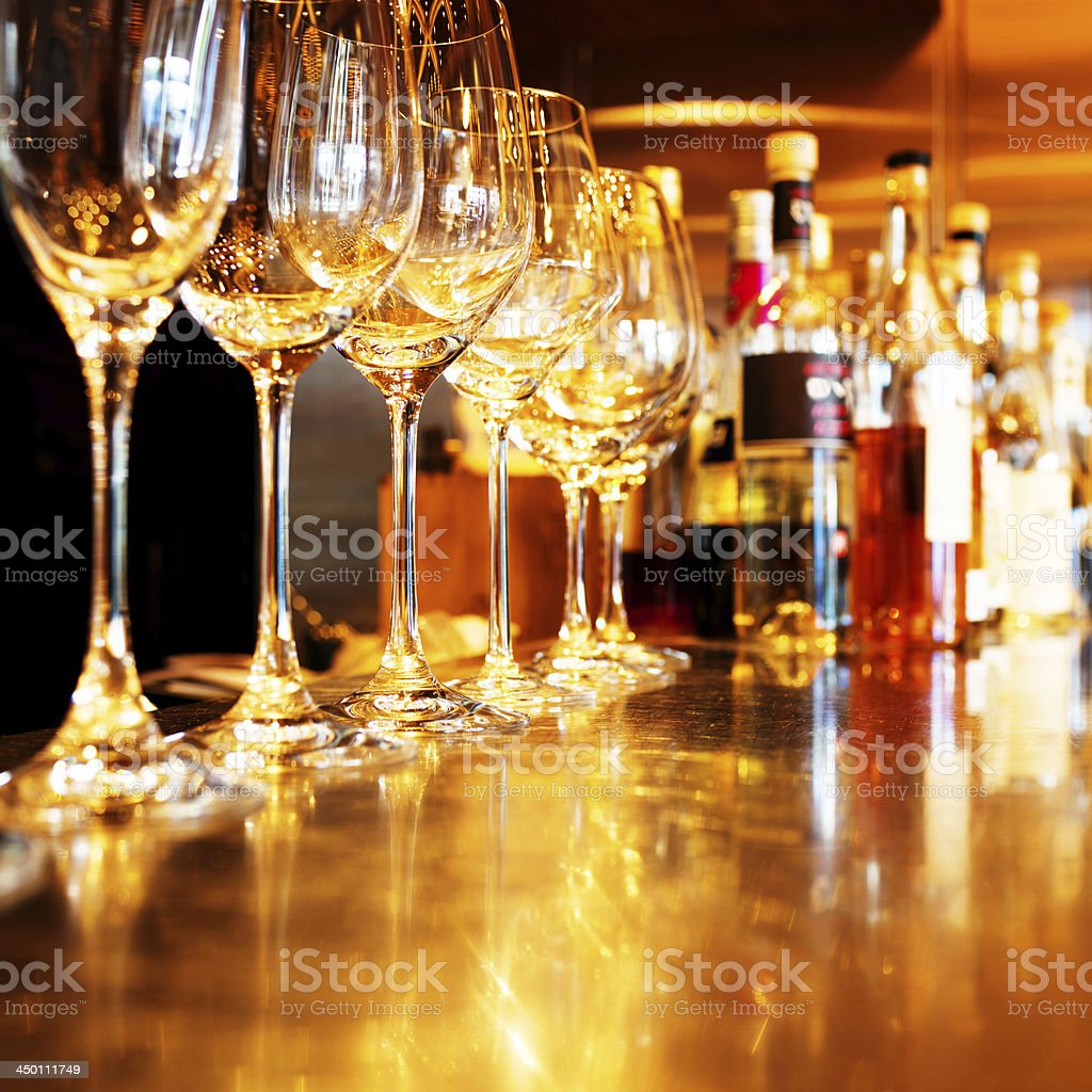 Bar stock photo