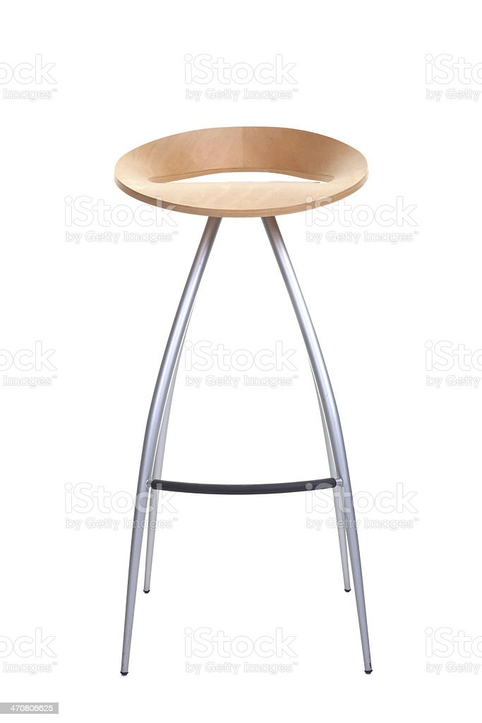 bar stool stock photo