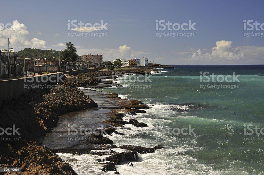 Baracoa, Cuba stock photo