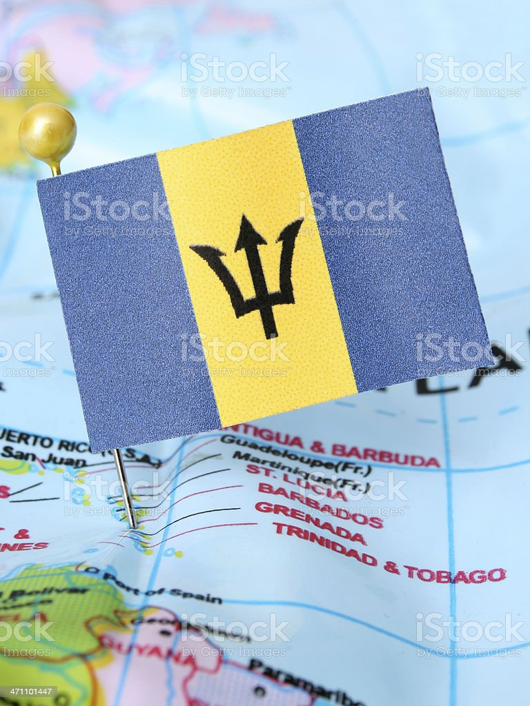 Barbados stock photo