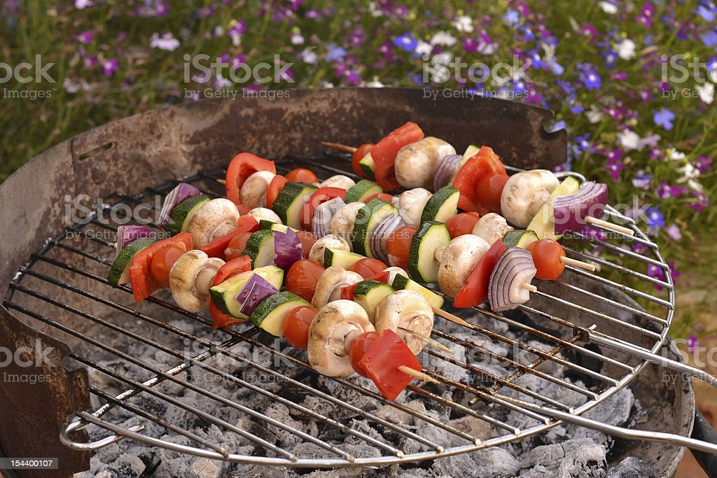 barbecue food royalty-free stock photo