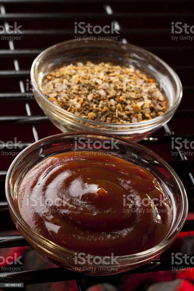 Barbecue Sauce royalty-free stock photo