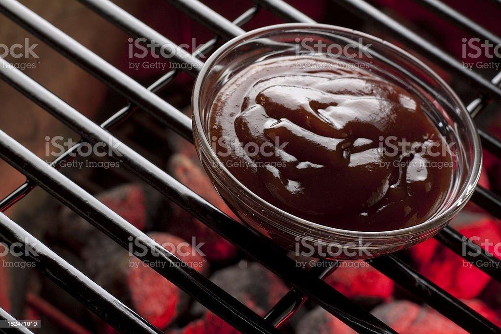 Barbecue Sauce stock photo