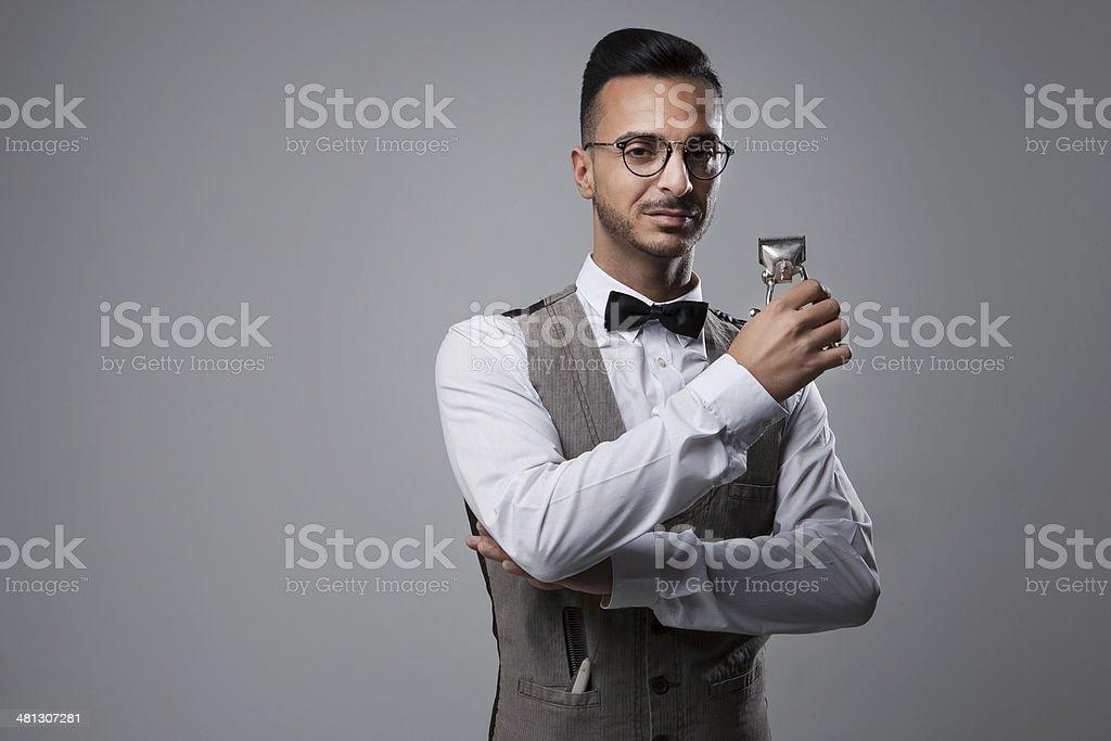 barbero stock photo
