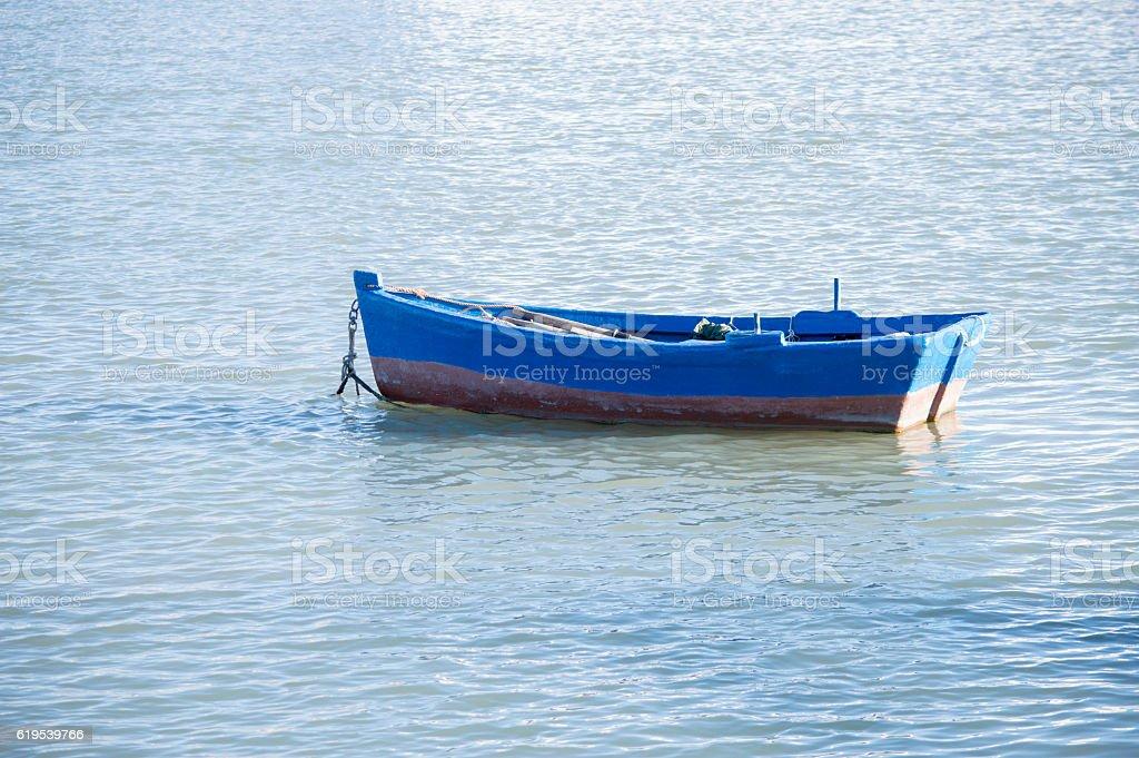barca photo libre de droits