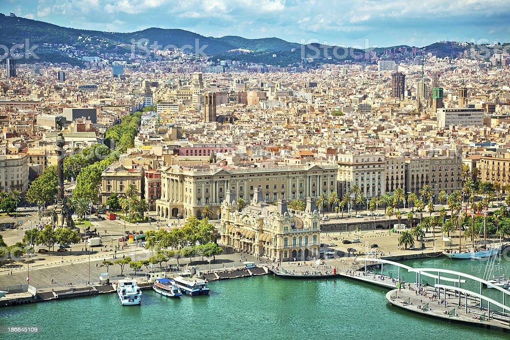 'Barcelona, Spain' stock photo
