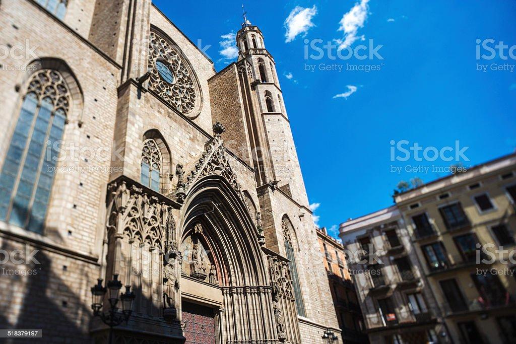 Barcelona, Spain royalty-free stock photo