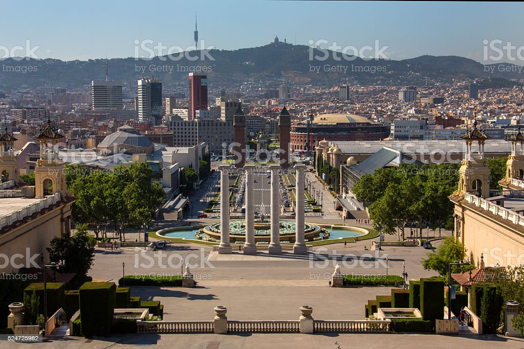 Barcelona - Spain stock photo