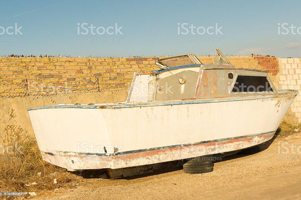 barco photo libre de droits