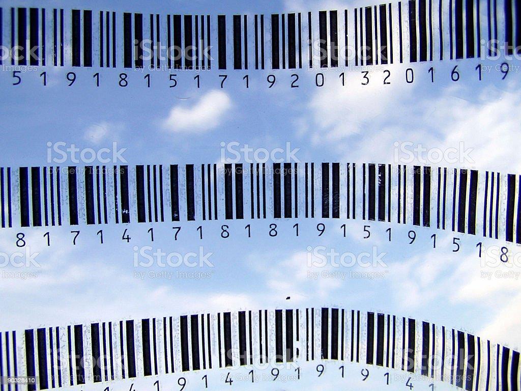 Barcodes royalty-free stock photo