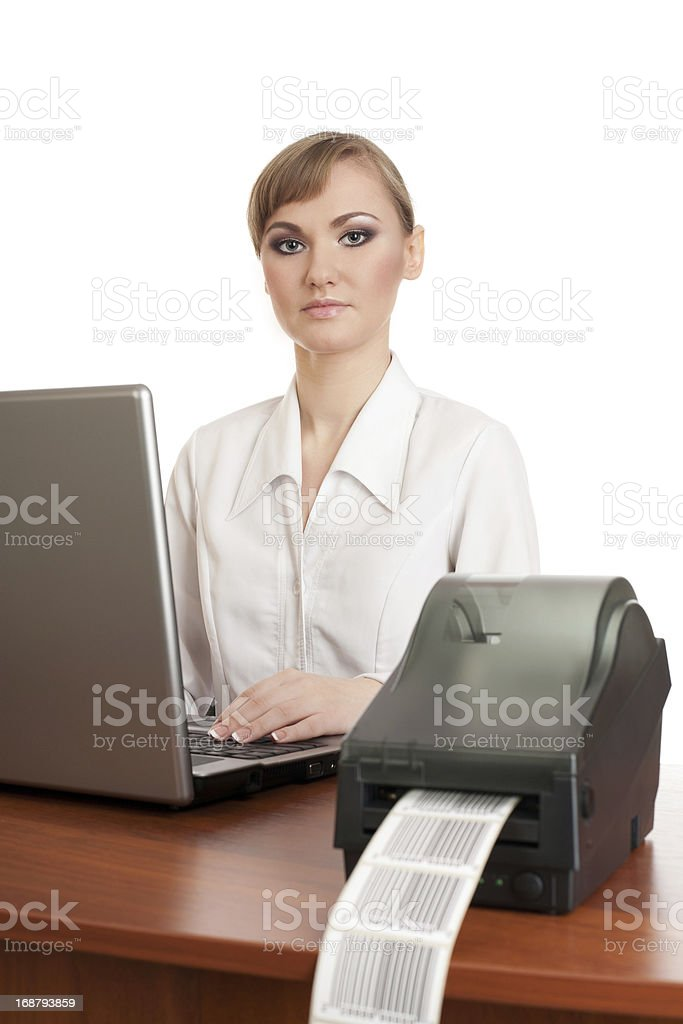 barcoding stock photo