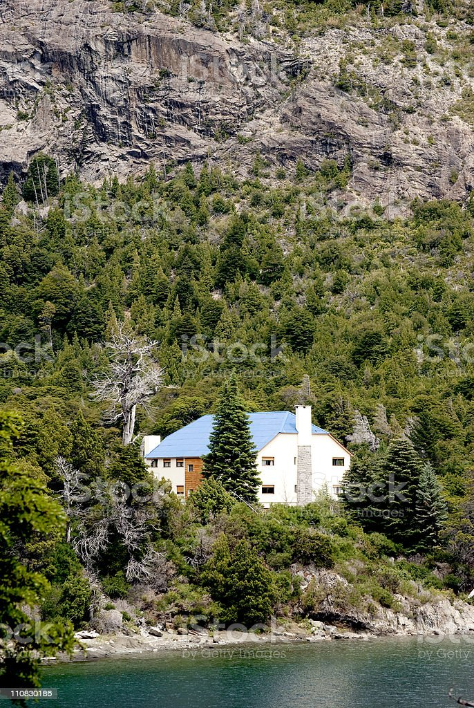 Bariloche, Argentina royalty-free stock photo