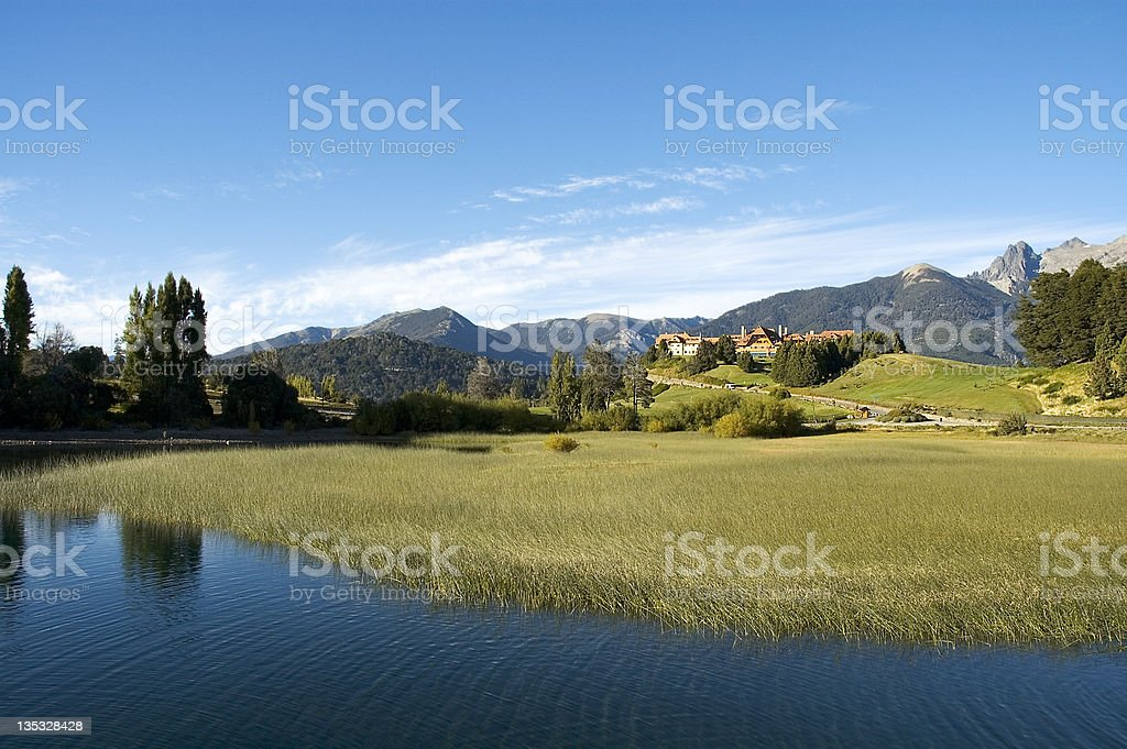 Bariloche, Argentina royalty-free stock photo