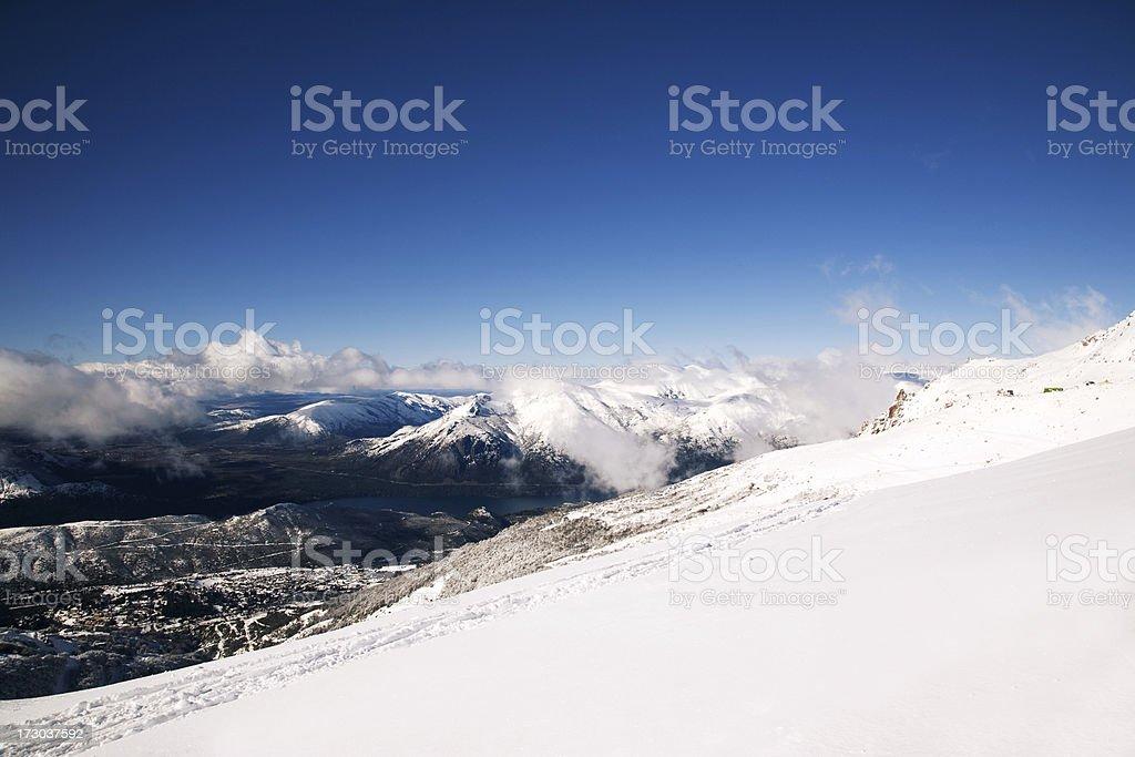 Bariloche - Argentina royalty-free stock photo